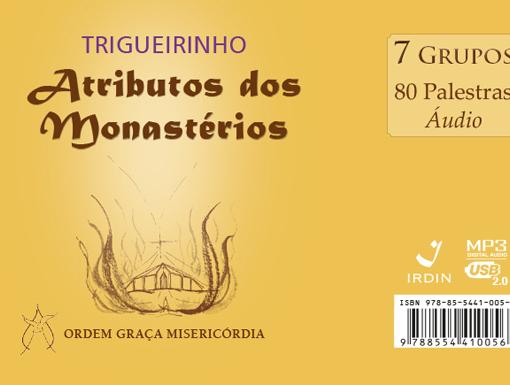 Atributos do Monastério (pendrive)