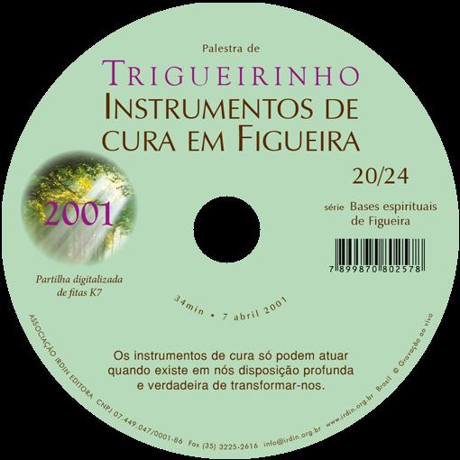 Instrumentos de cura em Figueira